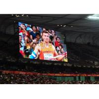 Buy cheap Full Color programmable Stadium LED Display indoor Aluminum Synchronization IP20 product