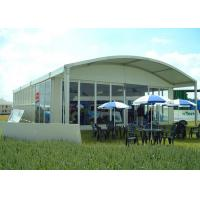 Buy cheap Wedding Ceremony Tent Arch Shape Marquee Canopy 15M X 20M  With ASB Solide Wall And Glass Wall from Wholesalers