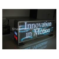 Buy cheap Full Color HD Video Taxi LED Display product