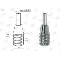 Buy cheap Small Brass Cable Gripper Chrome Finish Color For Use Of Ø 0.8 ~1.2 Mm Wire product