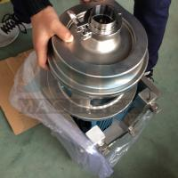 Buy cheap Standard Mechanical Industrial Stainless Steel Centrifugal Pump  DAIRY & PHARMACEUTICAL PUMP product