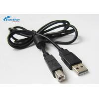 China Consumer Electronics Printer USB Port Extension Cord , PC Data Cable Extension Lead on sale