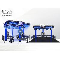 Buy cheap One Stop Solution Virtual Reality Equipment / 9D VR Simulator from wholesalers