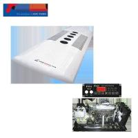 White Commercial Portable Air Conditioner , Bus Rooftop Air Conditioner