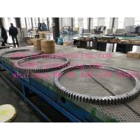 Buy cheap China slewing Bearing factory offer 013.32.1405 four point contact ball slewing bearing,15253X1235X119mm product