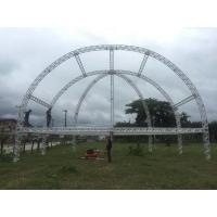 Buy cheap 16m Span Outdoor Aluminum  Stage  Truss For Concert Truss , Corrosion Resistance product