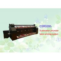 Automatic Digital Pop up sublimation printing machine For Fabric printing