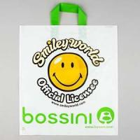 Buy cheap Fashion, shoes, gifts for shopping bag .Colorful Soft Loop Handle Bag Printing Logo product