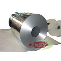Buy cheap Heat Shield 8011 Soft Tin Aluminium Foil Roll For Sticker Paper product