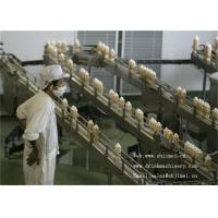 China High Efficient Pasteurized Milk Processing Line with Fresh Milk / Milk Powder on sale