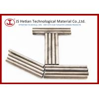 Buy cheap Fixed length Tungsten Carbide Rod / bar Blanks with Excellent strength, 0.4 μm grain size from Wholesalers