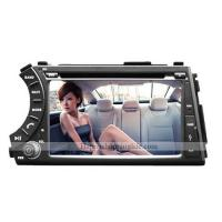 Buy cheap Autoradio DVD with GPS Navigator Digital TV for SsangYong Actyon product