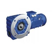 Buy cheap K series helical bevel gear reducer stepper motor product
