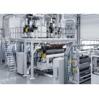 Buy cheap PVC Cast Film Extrusion Line Roll To Roll Making Machine Extrusion Lamination product