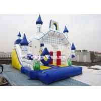 Buy cheap 26ft Inflatable Camelot Castle Customize With Slide N Obstacles product