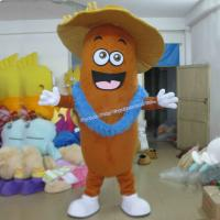 Buy cheap hot dog mascot costume for adults from wholesalers