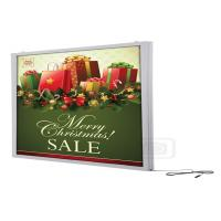 Buy cheap Magnetic Double Sided 3528 Smd LED Light Boxes , Crystal Led Advertisement Display product