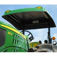 Buy cheap Fiberglass Agricultural Machinery Parts Frp Tractor Hood IS16949 ODM OEM product