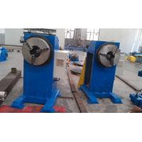Buy cheap Electric Rotating Welding Table , Benchtop Welding Positioners product