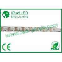 Buy cheap Individually Addressable RGB LED Strip / Outside Color Changing Small LED Strip product