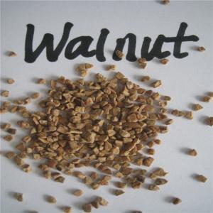 Buy cheap Sand Blasting Abrasives Walnut Sand/Walnut Shell product