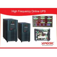 Buy cheap 1Ph in / 1Ph out online High Frequency Ups with Large LCD display , RS232 / SNMP / USB Optional product
