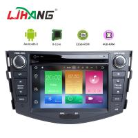 Buy cheap Built - In GPS Toyota Touch Screen Car Stereo Player With Wifi BT GPS AUX Video product