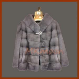 mink fur coat 251#