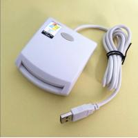 Buy cheap Contact Smart IC Card Reader Writer PC/SC USB - CCID EMV ISO7816 N99 product