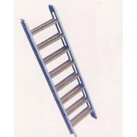 Buy cheap Aluminum Boarding Ladder Swimming Pool Inclined Ladder 50kgs Max. Load product