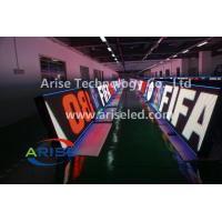 Buy cheap Soundboss P12mm outdoor football LED perimeter advertising display IP65 with CE & RoHS product