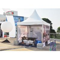 Buy cheap 5X5m pagoda tent used for sport events VIP receiption and entrance from Wholesalers