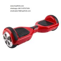 China Factory promotion price 6.5 inch self balancing scooter smart scooter with samsung battery on sale