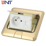 Buy cheap titanium material pop up floor socket box product