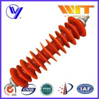 Buy cheap 60KV 5KA High Voltage Polymeric Lightning Arrester for Power Station from Wholesalers