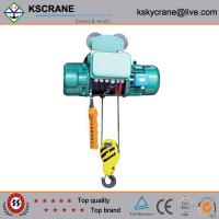 China 1t/2t/3t/5t/10t Cable Hoist With Electric Trolley and Radio Controller on sale