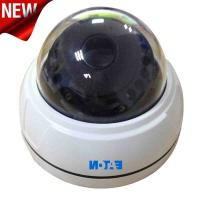 Buy cheap AHD 720P 1300TVL cctv camera  vandal dome 1.0MP AHD security camera product