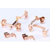 High Precision Brass Copper Stamping Custom Metal Stamping Automotive