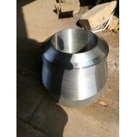 Buy cheap Forged Carbon Concentric Reducers Sch160 Butt Weld Reducer hot Treatment from Wholesalers