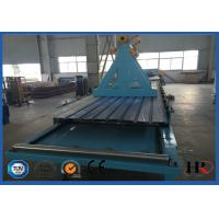 Buy cheap Finished Steel Roof Tile Roll Forming Machine 25 M / Min High Production Capacity product