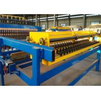 Quality Easy Operate Reinforcing Mesh Welding Machine 4.5T For Steel Rebar Capacity 900KVA for sale