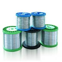 Buy cheap Strong Adhesion Resilient Industrial Bale Tie Wire Spool Iron Wire product