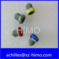 China 3pin female plastic connector receptacle PKG on sale
