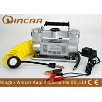China Mini air compressor tank 12V portable Air Compressor double cylinder on sale