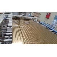 China 304 Rose Gold Stainless Steel Sheet Hotel Metal Project 304 2mm 1250MM 1500MM Width 6000mm Length Whole on sale