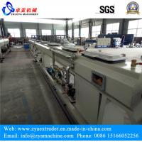 Quality PP/PE/PPR Pipe Extruder Machine/Plastic Extruder for Water Supply