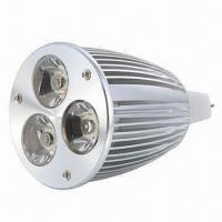 China 6W/540lm MR16 Dimmable LED Spotlight with 85 to 265V AC Voltage, 50,000 Hours Lifespan on sale