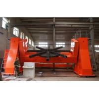 Buy cheap 50Ton Cradle Rotary Welding Positioners 15kw Motor For Rotation , Frequency Control product