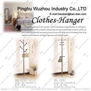 Buy cheap Coat Hangers,Clothes Hangers,Coat Rocks,Bd121c-123c product