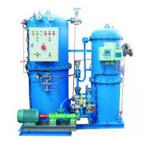 Buy cheap 3.5kW 380V / 440V Bilge Oil Water Separators Automatic Oil Purifier Machine product
